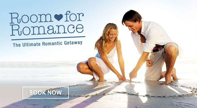 Relaxing getaway with a variety of romantic amenities
