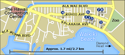 Aston Waikiki Beachside Hotel 4 Joy
