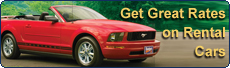 Great Rates on Rental Cars