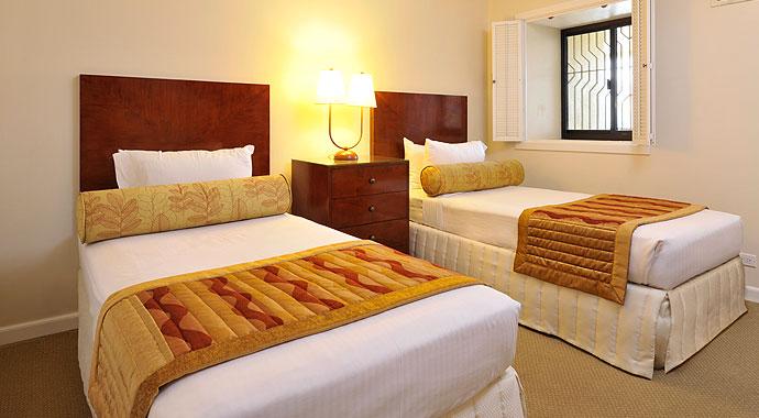 2 Bedroom Deluxe Oceanfront 2nd Bedroom