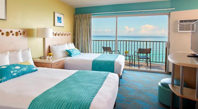 Waikiki Circle Hotel Aston Hotels