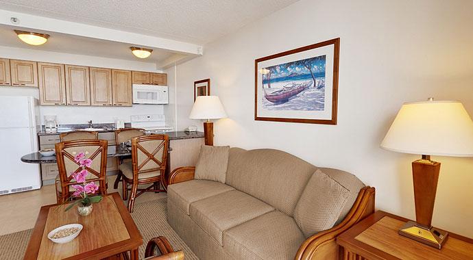 Good 2 Bedroom Ocean View Suite