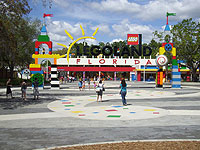 TRO 200x150 Attraction LEGOLAND Entrance 01