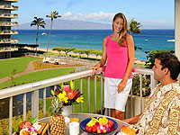 WHA 200x150 Room Studio Ocean View with View from Lanai with Couple