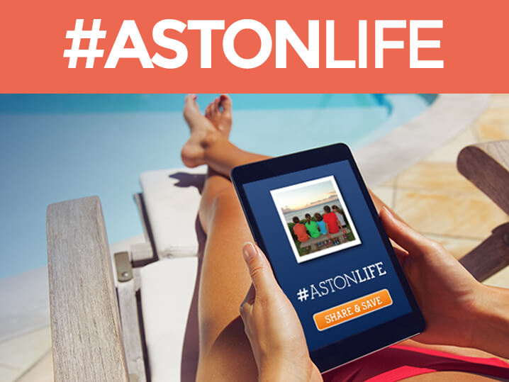 Thumbnail #ASTONLIFE Experience 10% off Lounging poolside